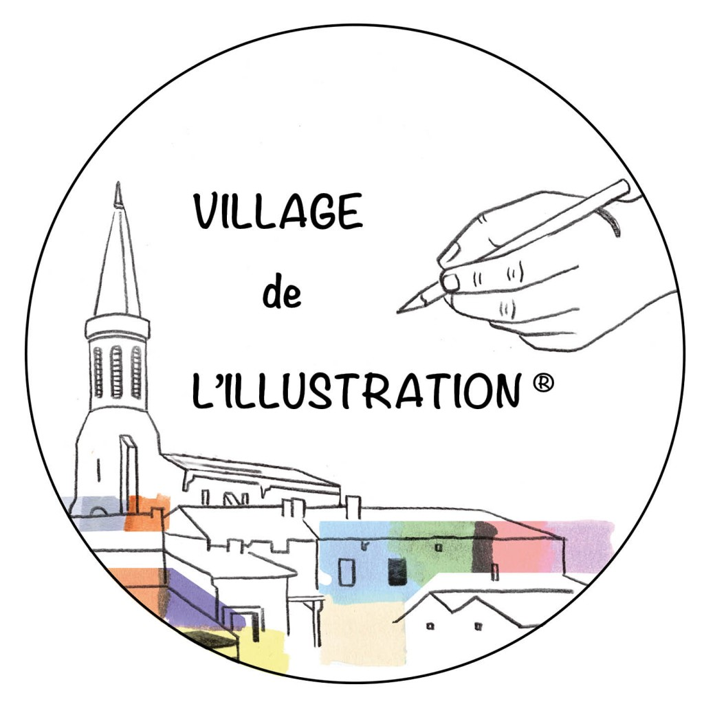 village illustration